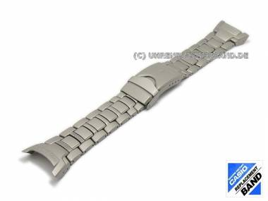 Replacement watch strap CASIO titanium (10274176) special ends for PRG-80T - Bild vergr��ern