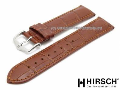 Changer la couleur d'un bracelet cuir ou changer de bracelet ? 395_watchstrap_Hi-LC0102-rbraun20-Uhrenarmband