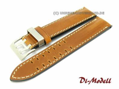 Watch strap -Offroad- with metal loop calfskin from DI-MODELL - Bild vergrößern