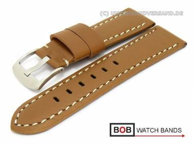 Searching - 22mm Blonde or Beige Leather Straps with white stitching Mod_show_image.php?user=watchstrap&urlimage=LB-03-BB-PAN-hbraun-WN-glatt-24