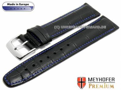 MyClassico-03: Stylish watch straps padded from Meyhofer diversified designs MADE IN EUROPE - Bild vergrößern