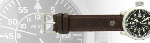 Watch straps and more from ARISTO