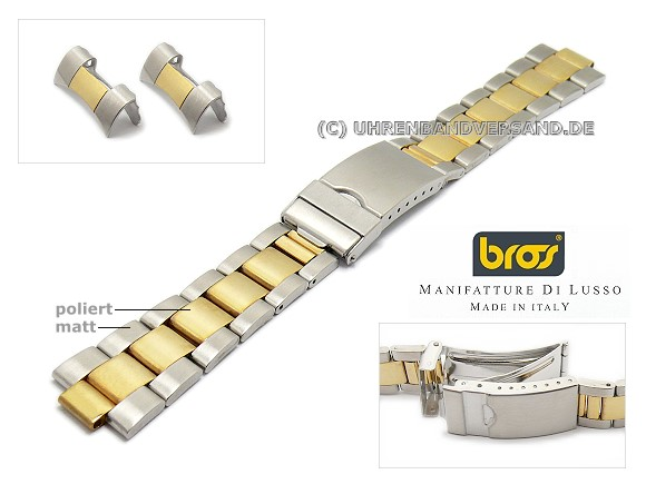 Bs-MB216A Watch strap from BROS