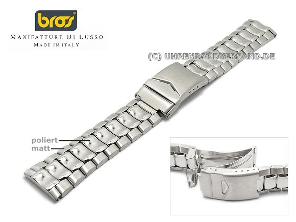 Bs-MB230A Watch strap from BROS