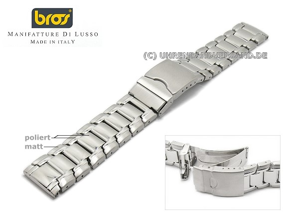 Bs-MB758AD Watch strap from BROS