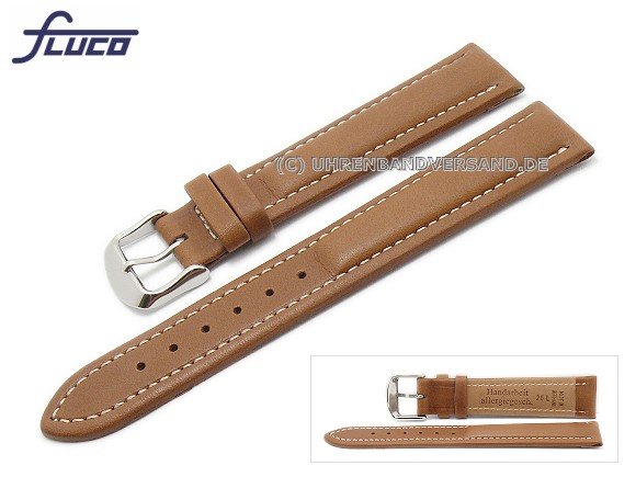 Fc-LC3340 Watch strap XL 20mm light brown