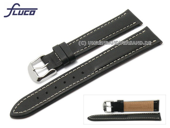 Fc-LC3340 Watch strap XL 20mm black
