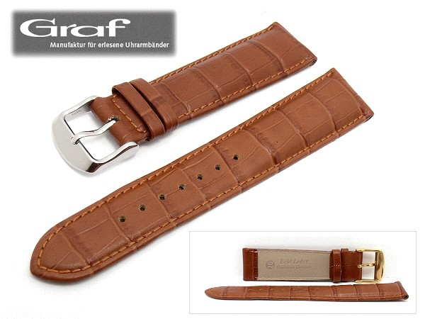 Arizona watch strap from Graf on Watchbandcenter.com