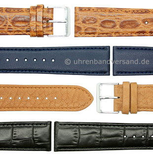 MyClassico-01: Thin watch straps trendy classical design from Meyhofer MADE IN GERMANY
