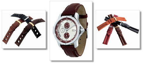 Watch Straps and Watches - Quality from MORELLATO