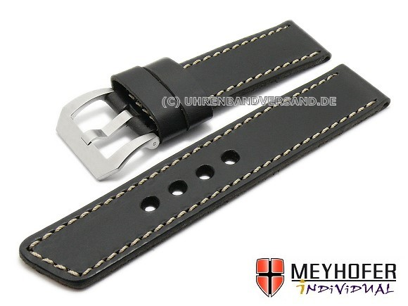 MyFcS-LC352 Watch Strap 22mm black Arlington