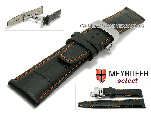 Volvera watch strap from Meyhofer on Watchbandcenter.com