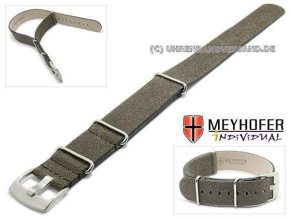 Mendavia, NATO watch strap on watchbandcenter.com