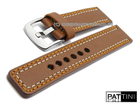 Watch Strap Pa-LB57 from the brand Pattini made in the EU