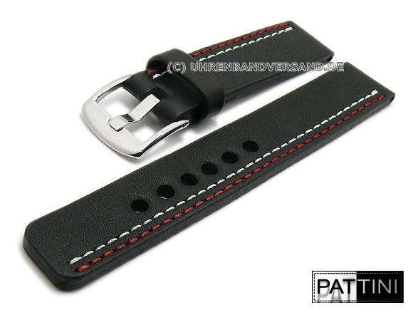 Watch Strap Pa-LB61 from the brand Pattini made in the EU