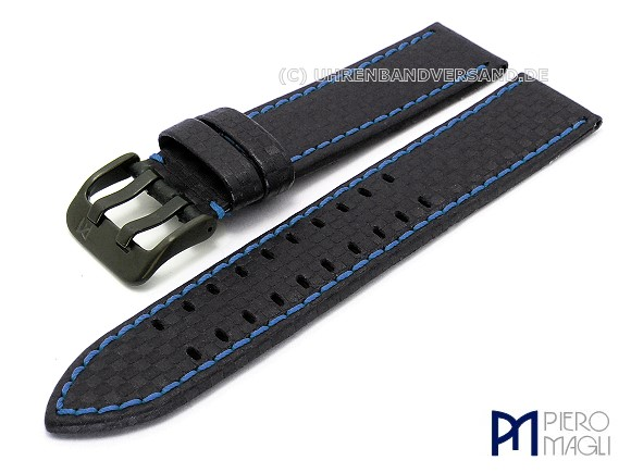 Watch strap Carbon Fiber BB from Piero Magli