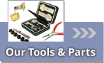 Watch tools, parts and accessories