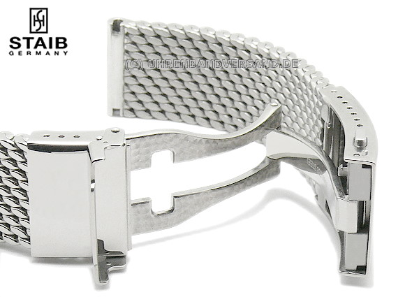 Staib MD08 Watch Band Detail