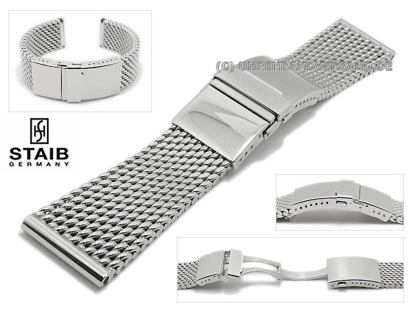 Staib MD08 Watch Band on Watchbandcenter.com