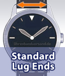 Standard Lug Ends? Do you need an original replacement watch strap?