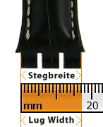 SWATCH Lug Width: Measuring the lug width for Swatch Watches