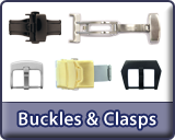 Overview: Watch strap buckles and clasps