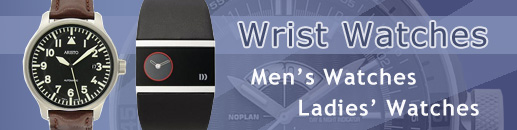 Overview: Men's and Ladies' wrist watches