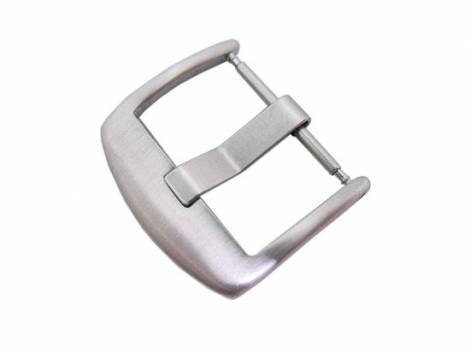 Buckle (HeBD-2013) 20mm stainless steel brushed - Bild vergrößern