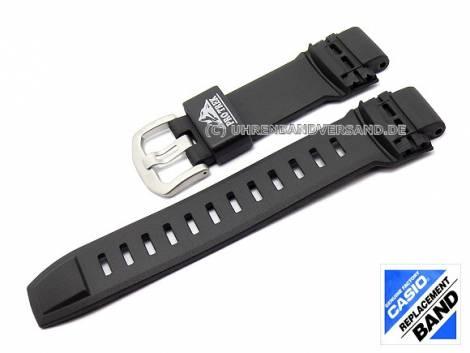 CASIO- replacement strap 18mm black synthetic (10390035) for PRG-510, PRW-2500 etc. - Bild vergrößern
