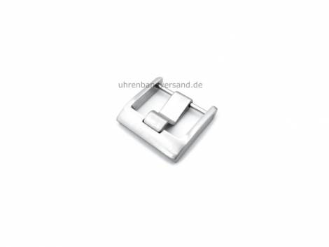 Large buckle -Wakefield- 20mm stainless steel finely brushed - Bild vergrößern