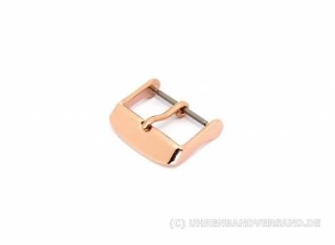 Buckle (HeDS-2011) Jasp 20mm stainless steel rose golden polished - Bild vergrößern