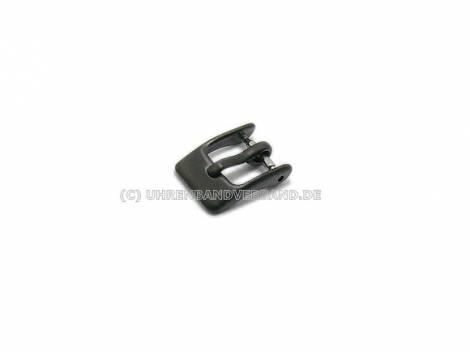 Buckle STANDARD (HeDS-2005) 08mm stainless steel black matt - Bild vergrößern