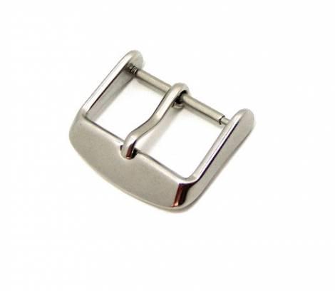 Buckle (HeDS-2008) Jasp 20mm stainless steel solid polished - Bild vergrößern