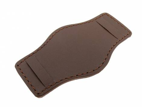 Leather pad 470_watchstrap_LUbunddbraunB