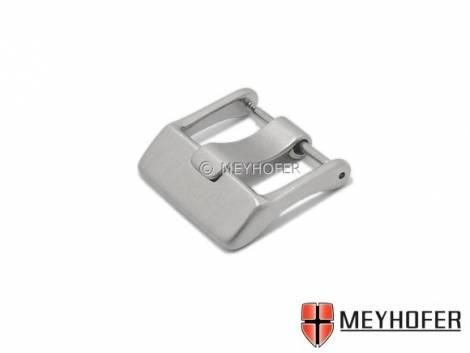 Large Buckle -Ellerbek- (Mycskbd-7045) stainless steel 20mm brushed by MEYHOFER - Bild vergrößern