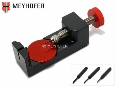 Pin removal tool -Lucania- metal including different pin sizes - Bild vergrößern