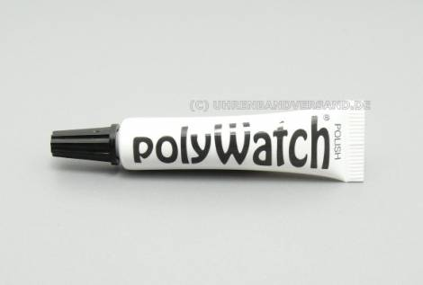 PolyWatch to repair scratches on plastic watch faces - Bild vergrößern