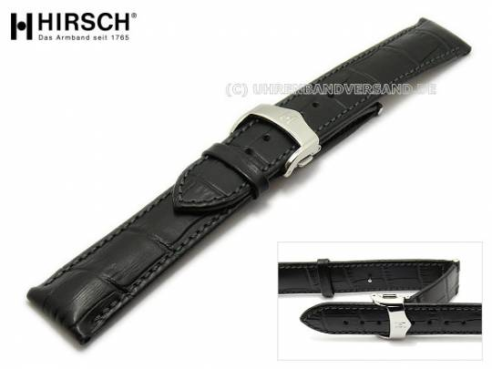 2593f3c7d97 WATCH BAND SPECIALIST - Watch Bands From Hirsch 18mm - WATCHBANDCENTER.COM