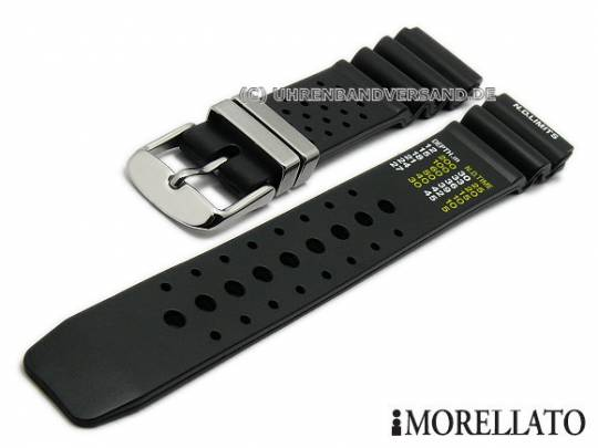 c8106866422ef WATCH BAND SPECIALIST - Silicone   Caoutchouc Watch Bands 24mm -  WATCHBANDCENTER.COM