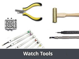 Watch tools, spring bar tools and more