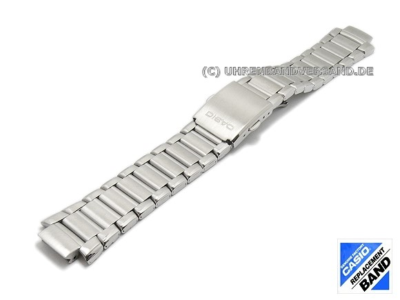 7958ad0aad2c Replacement watch strap CASIO stainless steel (10220894) special ends for EF-316D  -