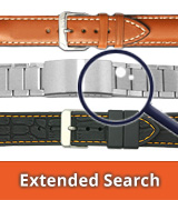 Extended watch strap search function