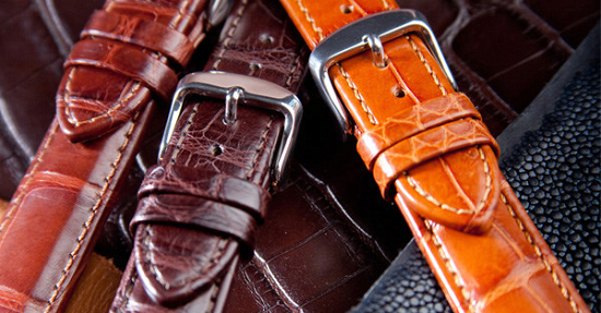 Fluco Watch Straps - Quality Made in Germany