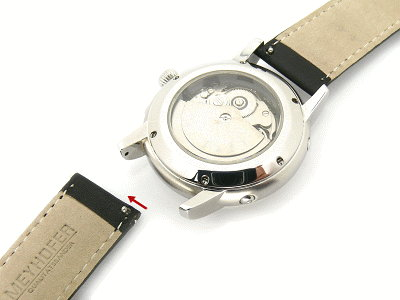 Watch band Meyhofer EASY-CLICK \