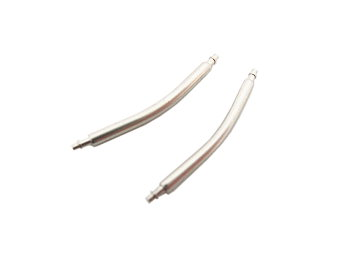 Spring Bars curved 20mm (1 pair) thickness 1,8mm