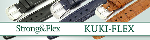 Your special watch strap from KUKI, Made in Europe