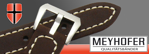 Brand Overview: Your Watch Strap from MEYHOFER