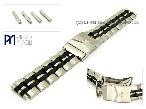Mm Stainless Steel Watch Band