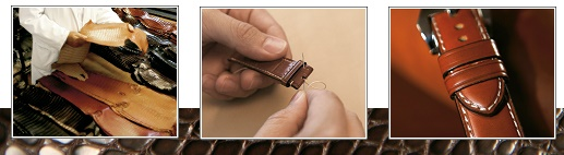 RIOS1931: High quality watch straps