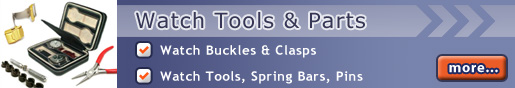 Watch Tools and Parts on Watchbandcenter.com
